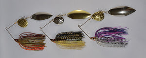 Bassman Spinnerbait TW series 1/2oz -  - Mansfield Hunting & Fishing - Products to prepare for Corona Virus