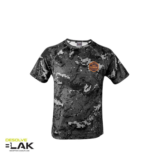 HUNTERS ELEMENT KIDS CLIMBER TEE -  - Mansfield Hunting & Fishing - Products to prepare for Corona Virus