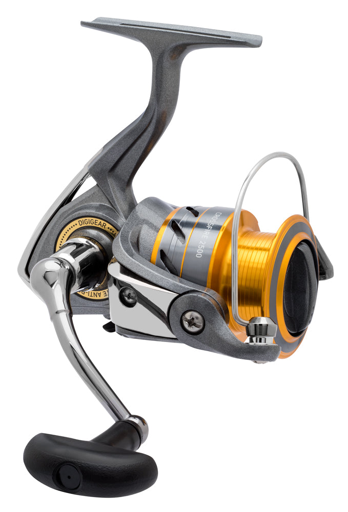 Daiwa Crossfire 2000 Spin Reel -  - Mansfield Hunting & Fishing - Products to prepare for Corona Virus