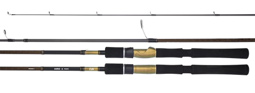 DAIWA 20 AIRD-X 602HFB ROD -  - Mansfield Hunting & Fishing - Products to prepare for Corona Virus