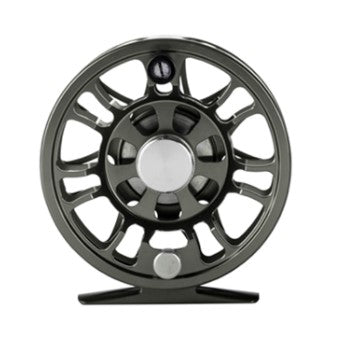 FLY LAB GLIDE 3/4 FLY REEL - GUNSMOKE -  - Mansfield Hunting & Fishing - Products to prepare for Corona Virus