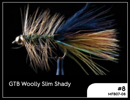 MANIC GTB WOOLLY SLIM SHADY - #8 -  - Mansfield Hunting & Fishing - Products to prepare for Corona Virus