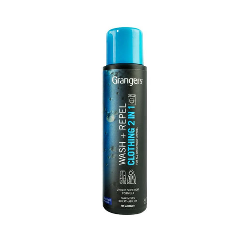 GRANGERS 2 IN 1 WASH & REPEL -  - Mansfield Hunting & Fishing - Products to prepare for Corona Virus