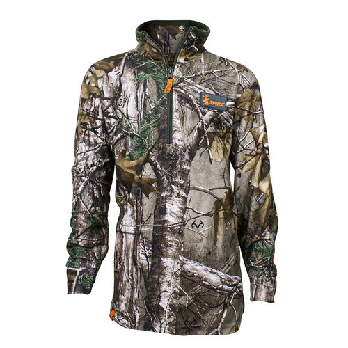 SPIKA Kids Tracker Long Sleeve Camo- HK-105
