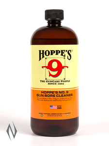 HOPPES NO 9 BORE CLEANER 32FL OZ -  - Mansfield Hunting & Fishing - Products to prepare for Corona Virus
