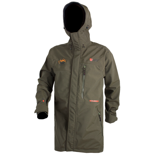 STONEY CREEK GLAISNOCK JACKET - BAYLEAF - 2XL / BAYLEAF - Mansfield Hunting & Fishing - Products to prepare for Corona Virus