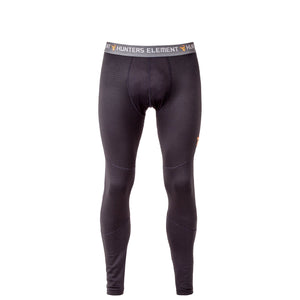 HUNTERS ELEMENT CORE+ LEGGINGS BLACK -  - Mansfield Hunting & Fishing - Products to prepare for Corona Virus