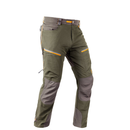 HUNTERS ELEMENT SPUR TROUSERS FOREST GREEN -  - Mansfield Hunting & Fishing - Products to prepare for Corona Virus