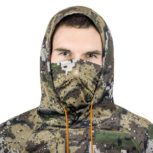 HUNTERS ELEMENT VANTAGE HOODIE DESOLVE VEIL -  - Mansfield Hunting & Fishing - Products to prepare for Corona Virus