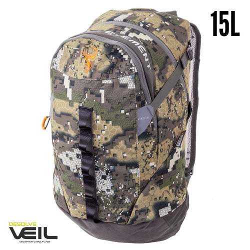 HUNTERS ELEMENT VERTICAL PACK DESOLVE VEIL -  - Mansfield Hunting & Fishing - Products to prepare for Corona Virus