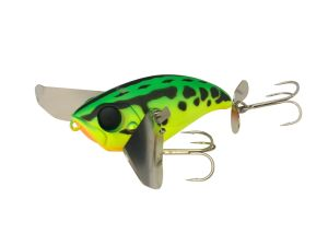JACKALL POMPADOUR - KERMIT - Mansfield Hunting & Fishing - Products to prepare for Corona Virus
