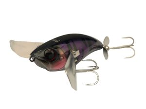 JACKALL POMPADOUR - PURPLE OKAIWA - Mansfield Hunting & Fishing - Products to prepare for Corona Virus