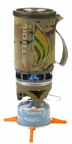 Jetboil Flash - Personal Cooking System- Camp Stove - Camo