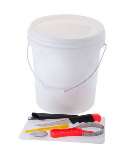 JARVIS WALKER 16L FISHING BUCKET KIT -  - Mansfield Hunting & Fishing - Products to prepare for Corona Virus