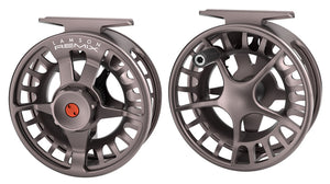 LAMSON REMIX 3/4 FLY REEL - SMOKE -  - Mansfield Hunting & Fishing - Products to prepare for Corona Virus