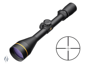 Leupold VX-3i 3.5-10x50 CDS Matte Duplex -  - Mansfield Hunting & Fishing - Products to prepare for Corona Virus