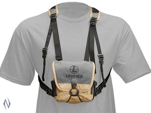 LEUPOLD GO AFIELD BINO HARNESS XF COYOTE/RANGER -  - Mansfield Hunting & Fishing - Products to prepare for Corona Virus