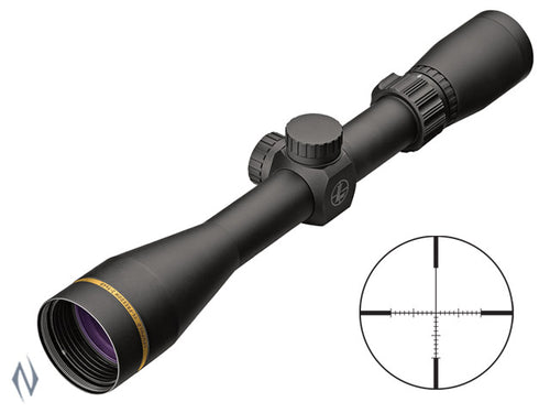 LEUPOLD VX-FREEDOM 3-9X40 TRI-MOA -  - Mansfield Hunting & Fishing - Products to prepare for Corona Virus