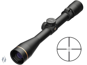LEUPOLD VX-3I 3.5-10X40 CDS ZL DUPLEX -  - Mansfield Hunting & Fishing - Products to prepare for Corona Virus