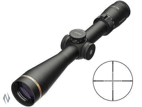 LEUPOLD VX-5 HD 3-15X44 30MM CDS ZL2 SF MIL-DIAL TMR -  - Mansfield Hunting & Fishing - Products to prepare for Corona Virus