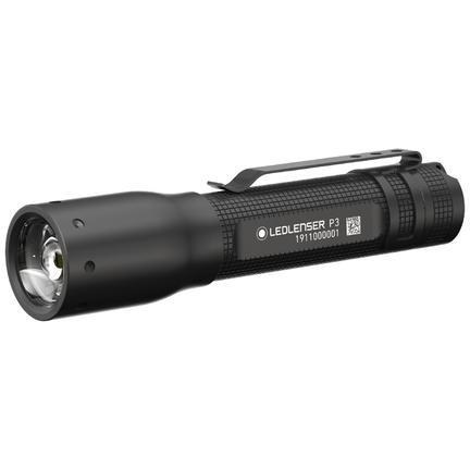 LED LENSER P3 TORCH -  - Mansfield Hunting & Fishing - Products to prepare for Corona Virus