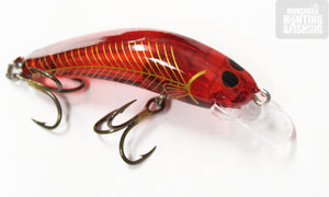 Oar-Gee Lil Ripper 1.2m Lure  - Assorted Colours - LIL RIPPER / QRG8 - Mansfield Hunting & Fishing - Products to prepare for Corona Virus