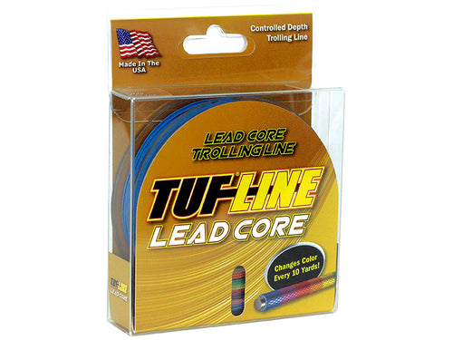 LEAD CORE TROLLING LINE TUF LINE -  - Mansfield Hunting & Fishing - Products to prepare for Corona Virus