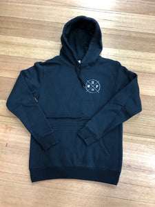 MHF NAVY LIFESTYLE HOODIE -  - Mansfield Hunting & Fishing - Products to prepare for Corona Virus