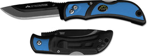 OUTDOOR EDGE RAZOR-LITE EDC BLUE -  - Mansfield Hunting & Fishing - Products to prepare for Corona Virus