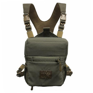 OUTDOOR VISION RIDGETOP BINO HARNESS RANGER GREEN MEDIUM -  - Mansfield Hunting & Fishing - Products to prepare for Corona Virus