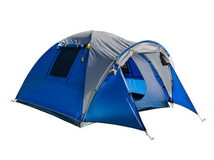 Outdoor Connection Breakaway 3V Dome Tent- Blue