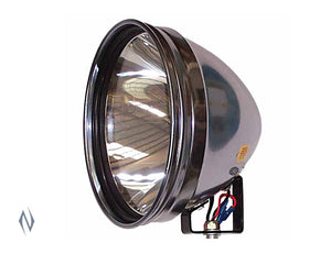 "POWA BEAM PRO 245MM 9"" QH 12V 250W WITH BRACKET -  - Mansfield Hunting & Fishing - Products to prepare for Corona Virus"