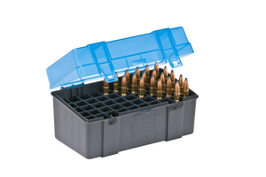 PLANO 50RD LGE RIFLE AMMO CASE- 30-06/300WIN -  - Mansfield Hunting & Fishing - Products to prepare for Corona Virus