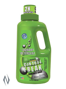 PRIMOS CONTROL FREAK LAUNDRY DETERGENT -  - Mansfield Hunting & Fishing - Products to prepare for Corona Virus