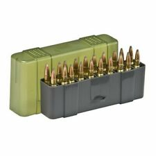 PLANO 20 ROUND MEDIUM RIFLE AMMO CASE - 243/308 -  - Mansfield Hunting & Fishing - Products to prepare for Corona Virus