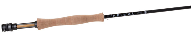 PRIMAL RAW 9FT FLY ROD - VARIOUS WEIGHTS -  - Mansfield Hunting & Fishing - Products to prepare for Corona Virus