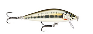 "RAPALA COUNTDOWN ELITE 75MM 3"" - VARIOUS COLOUR - 75MM / GILDED MINNOW - Mansfield Hunting & Fishing - Products to prepare for Corona Virus"