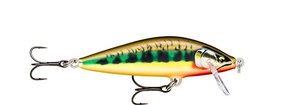 "RAPALA COUNTDOWN ELITE 75MM 3"" - VARIOUS COLOUR - 75MM / GILDED VAIRON - Mansfield Hunting & Fishing - Products to prepare for Corona Virus"