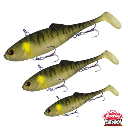 Berkley Shimma Shad 65mm -  - Mansfield Hunting & Fishing - Products to prepare for Corona Virus