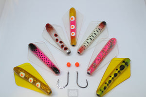 Sting Lures - Assorted Colours -  - Mansfield Hunting & Fishing - Products to prepare for Corona Virus