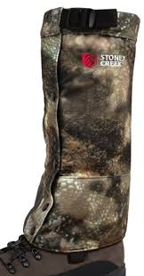 STONEY CREEK GAITERS LONG V2 TCA - M / TCA - Mansfield Hunting & Fishing - Products to prepare for Corona Virus