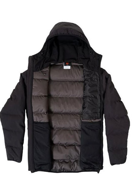 STONEY CREEK THERMOTOUGH JACKET - BLACK - S / BLACK - Mansfield Hunting & Fishing - Products to prepare for Corona Virus