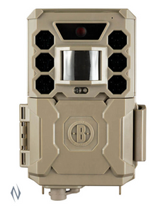 BUSHNELL TROPHY CAM 24MP SINGLE CORE BROWN NO GLOW -  - Mansfield Hunting & Fishing - Products to prepare for Corona Virus