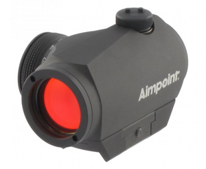 AIMPOINT MICROH-1 4MOA (INCL WEAVER MOUNT) -  - Mansfield Hunting & Fishing - Products to prepare for Corona Virus