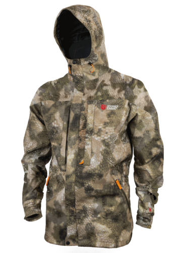 FROSTLINE JACKET ALPINE TUATARA CAMO - M / TCA - Mansfield Hunting & Fishing - Products to prepare for Corona Virus