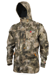 FROSTLINE JACKET ALPINE TUATARA CAMO - S / BAYLEAF/TCA - Mansfield Hunting & Fishing - Products to prepare for Corona Virus