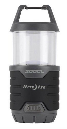 NITE IZE RADIANT 200 LUMEN COLLAPSIBLE LANTERN + FLASHLIGHT -  - Mansfield Hunting & Fishing - Products to prepare for Corona Virus