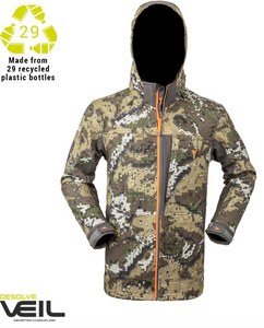 HUNTERS ELEMENT LEGACY JACKET DESOLVE VEIL -  - Mansfield Hunting & Fishing - Products to prepare for Corona Virus