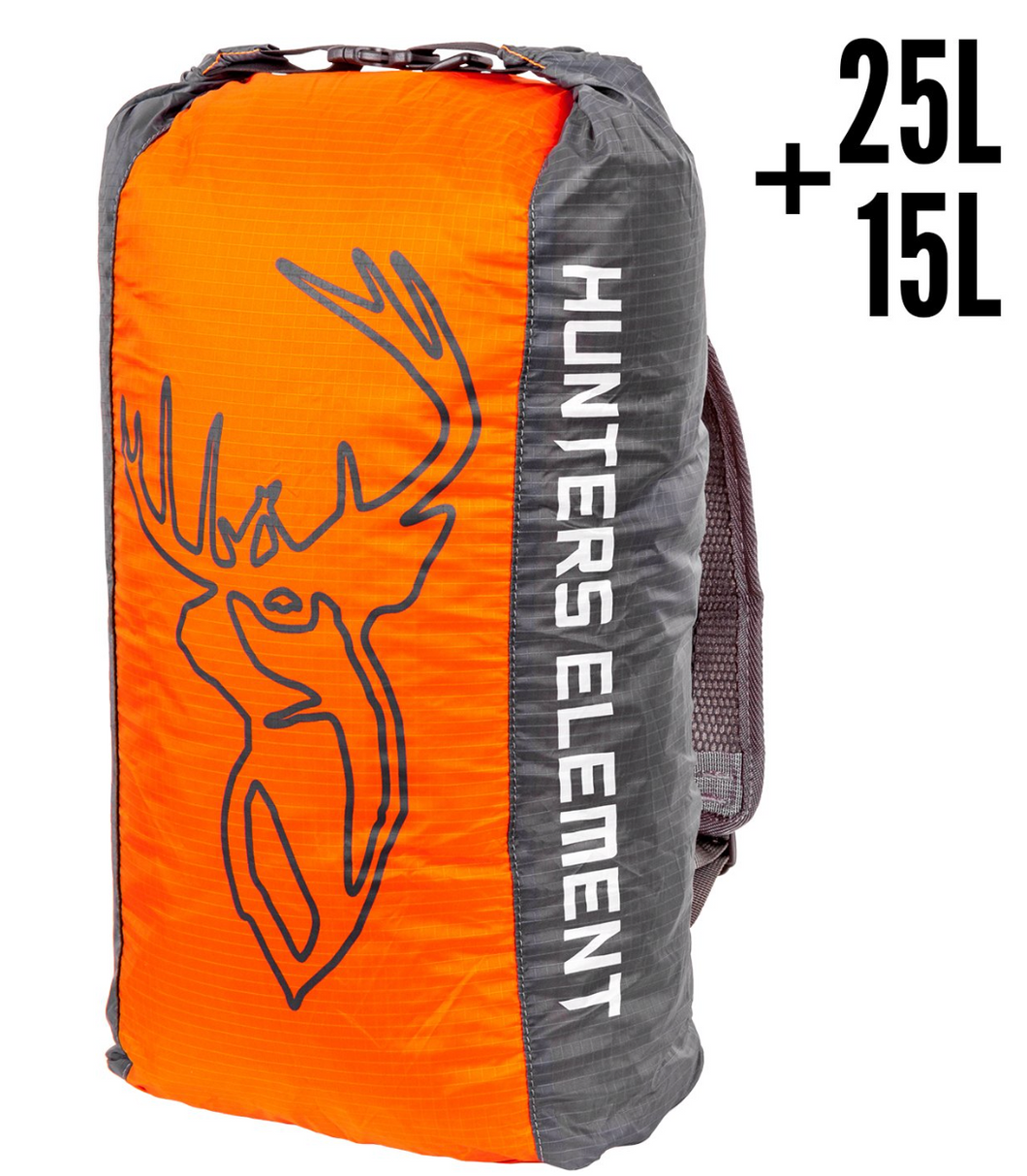 HUNTERS ELEMENT BLUFF PACKABLE PACK 25L -  - Mansfield Hunting & Fishing - Products to prepare for Corona Virus