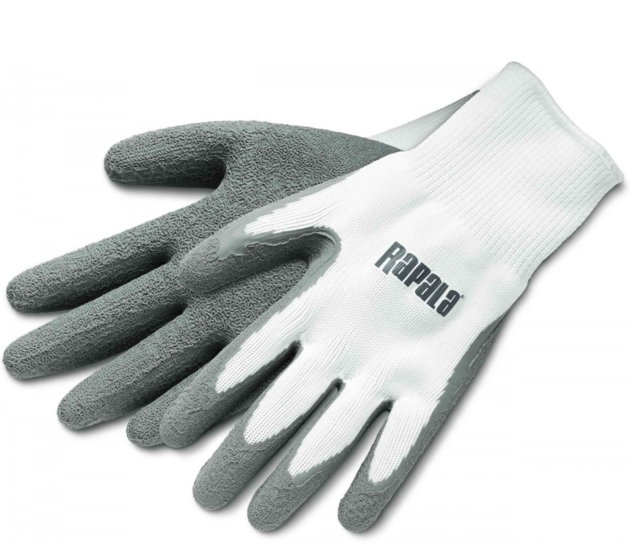 Rapala Angler's Gloves - 2 Sizes! - LARGE - Mansfield Hunting & Fishing - Products to prepare for Corona Virus